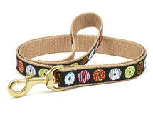 Donuts dog leash, donuts dog lead, dachshund leash, novelty dog leash, funny dog leash