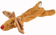 Skinneeez Reindeer Dog Toy