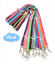 Plush Adjustable Reflective Leash
