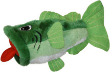 Big Mouth Bass Dog Toy