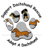 Support Dachshund Rescue T-Shirt