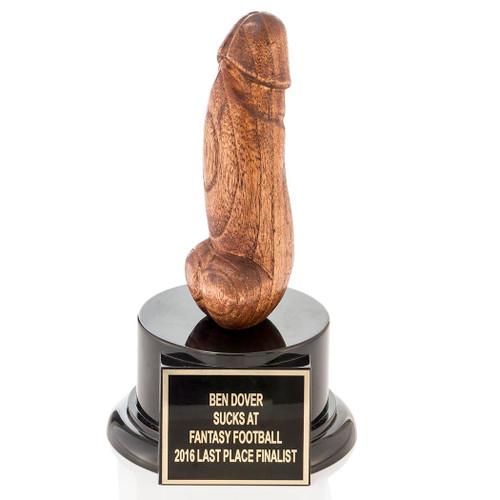 Fantasy Football Toilet Bowl Trophies