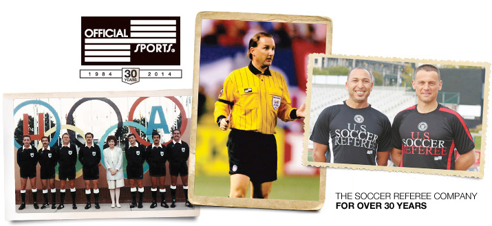 Official Sports was founded in , answering pleas from North American Soccer League and Major Indoor Soccer Leagues referees and filling a void in the referee equipment and apparel market.