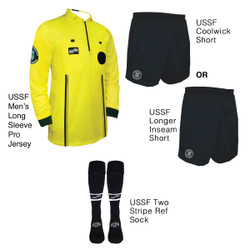 USSF Pro Long Sleeve Kit