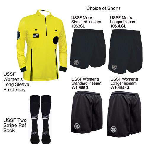 yellow soccer referee jersey - allusionsstl.com f7f12dad9