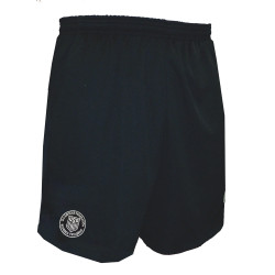 1063LCL USSF Longer Inseam Coolwick Black Shorts