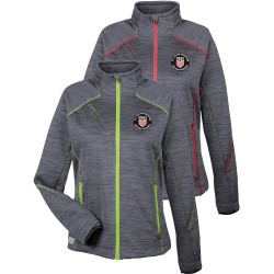 W1190CL USSF Women's Midweight Fleece Jacket