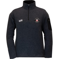 2321CL USSF Heathered Fleece Pullover