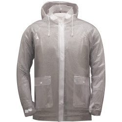 1201 Clear Rain Jacket