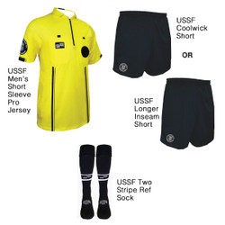 USSF Pro Short Sleeve Kit