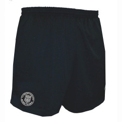 1063CL USSF Coolwick Black Shorts