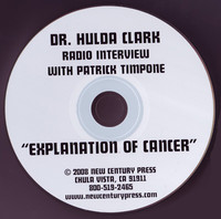 Cancer Explanation CD