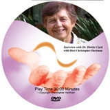 Interview w/Dr. Hulda Clark DVD  30 Minutes