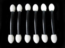 Dual Foam Applicators 25 Pieces Pack