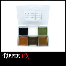 Ripper FX Tooth Alcohol Pocket Palette #1.
