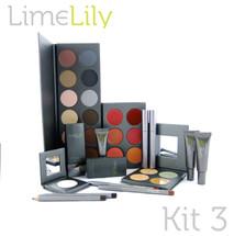 LimeLily Cosmetics Make-Up Kit 3