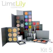 LimeLily Cosmetics Make-Up Kit 5