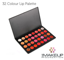 DAZED 32 Colour Lip Palette