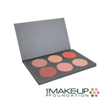 LimeLily 6 Colour Powder Blush Palette