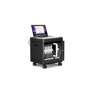 iLuv 10 Bay MultiCharger - IAD910ASBK