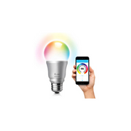 iLuv Rainbow7 Bluetooth Color LED Light Bulb - Pin Connector - RAINBOW7UL