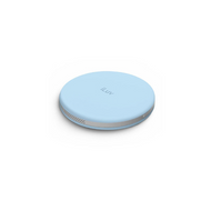 iLuv Bluetooth Smart Alarm Shaker - Blue - SMSHAKERBU