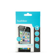 Buddee iPhone 4/4s Screen Protector - 4 Pack - BD605500-CL