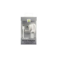 Logic3 Lightning Power Adapter White (2.4A) - MLP157SA