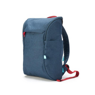 Booq Daypack - Navy/Red - DP-NVR
