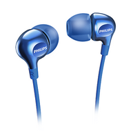 Philips In-EarGel - Blue - SHE3700BL