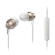 Philips Chromz In-EarGel Gold - SHE3855GD