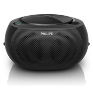 Philips Portable CD Player - Black - AZ100B