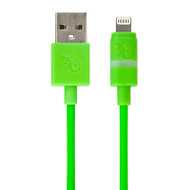 Gecko Lightning to USB Smart LED Cable 1.2m - Green