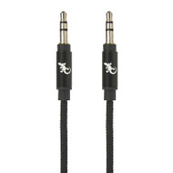 Gecko Tradie Tough AUX Audio cable - Black