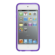 Gecko Glow Case for iPod touch 5th Gen - Purple