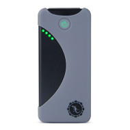 Gecko Ultra Tough Portable Power Pack 4400 mAh - Black/Grey