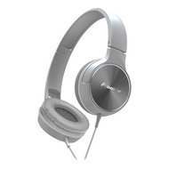Pioneer Headphone Foldable Dynamic White F/Encl - SEMJ522W