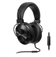 Pioneer Over ear headphones Black 40mm drivers - SEMS5TK