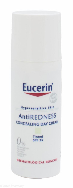 Eucerin® AntiREDNESS Concealing Day Cream SPF 25 – 50ml