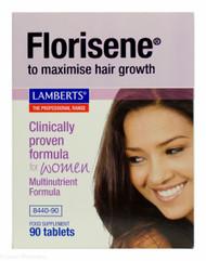 Florisene® For Women Multinutrient Formula To Maximise Hair Growth - 90 Tablets