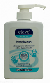 Elave® Save Your Skin Handwash with Camomile Flower Extract - 500ml