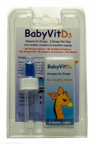 Baby VitD3 Drops - 10.7ml