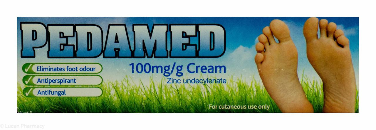 zinc undecylenate athlete's foot