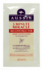 Aussie® 3 Minute Miracle Reconstructor Deep Conditioner - 20ml