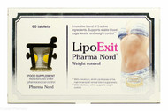 Pharma Nord® LipoExit Weight Control Tablets - 60 Tablets