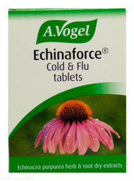 Lucan Pharmacy A. Vogel Echinaforce® Cold and Flu Tablets - 120 Tablets