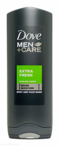 Dove Men +Care Extra Fresh Body And Face Wash - 250ml