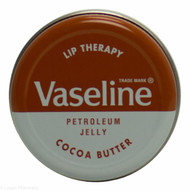 Vaseline® Lip Therapy Petroleum Jelly Cocoa Butter - 20g