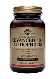 Solgar® Advanced 40+ Acidophilus – 60 Capsules