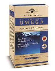 Solgar® Full Spectrum™ Omega – 120 Softgels
